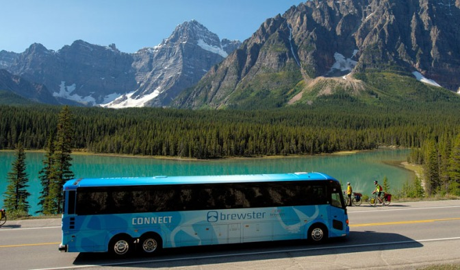Icefield Hway Tour